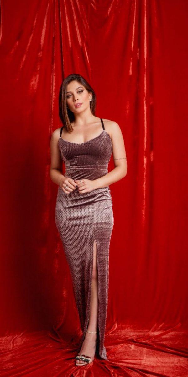 7a4067980 Vestidos Longos - Mon Cherri Moda Feminina